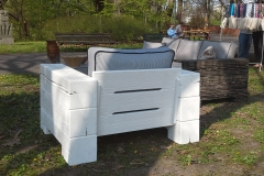 Warszawskie Targi Designu - fotel Garden (2)