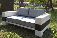 Warszawskie Targi Designu - sofa 2-osobowa Garden (1)