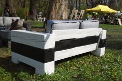 Warszawskie Targi Designu - sofa 2-osobowa Garden (2)